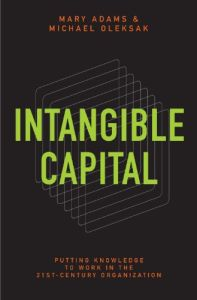 Capital intangible  resumen de libro