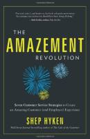 The Amazement Revolution book summary