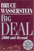 Big Deal: 2000 and Beyond book summary