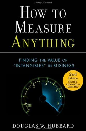 Image of: How to Measure Anything