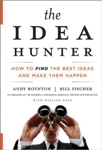 Image of: The Idea Hunter