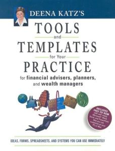 Deena Katz's Tools and Templates for Your Practice book summary