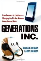 Generations Inc. book summary