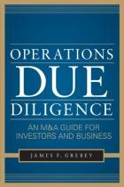 Operations Due Diligence