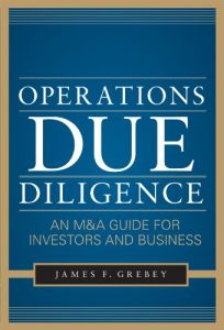 Operations Due Diligence book summary
