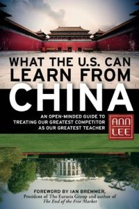 What the U.S. Can Learn from China book summary