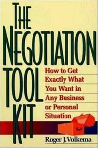The Negotiation Toolkit book summary