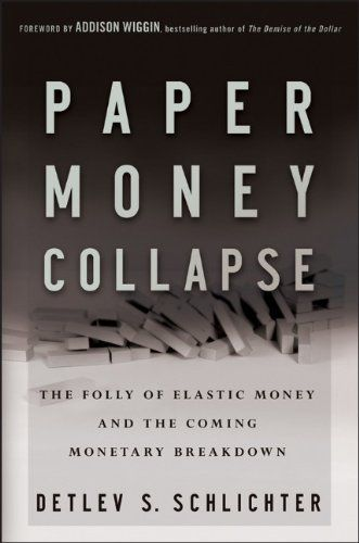 Image of: Paper Money Collapse