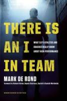 There Is an I in Team book summary