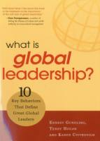 What Is Global Leadership? book summary