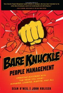 Bare Knuckle People Management book summary