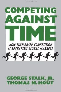 Competing Against Time book summary