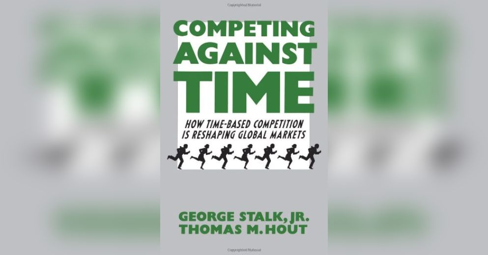 competing against time stalk george