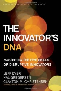 The Innovator's DNA book summary