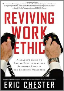 Reviving Work Ethic book summary