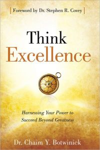 Think Excellence book summary