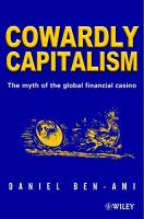 Cowardly Capitalism book summary