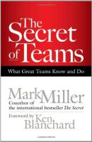 The Secret of Teams book summary