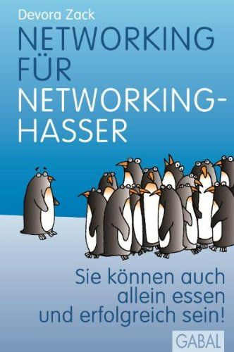 Image of: Networking für Networking-Hasser