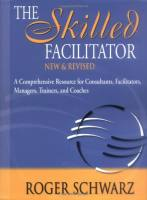 The Skilled Facilitator book summary