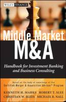 Middle Market M&A book summary