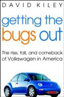 Getting the Bugs Out book summary