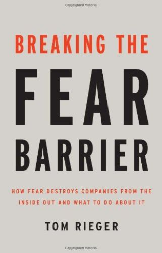 Image of: Breaking the Fear Barrier