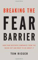 Breaking the Fear Barrier book summary