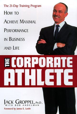 Image of: The Corporate Athlete