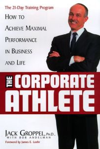 The Corporate Athlete book summary