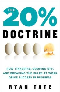 The 20% Doctrine book summary