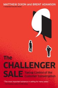 The Challenger Sale book summary