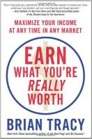 Earn What You're Really Worth book summary
