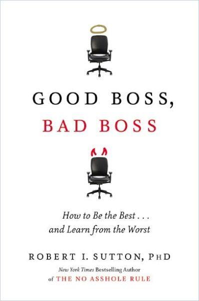 Image of: Good Boss, Bad Boss