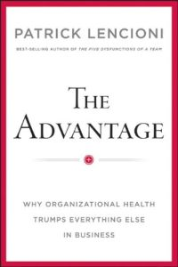 The Advantage book summary