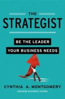 The Strategist book summary
