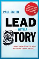 Lead with a Story book summary