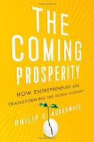The Coming Prosperity book summary
