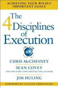 The 4 Disciplines of Execution book summary