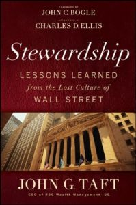 Stewardship book summary