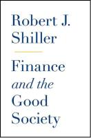 Finance and the Good Society book summary