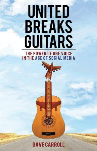 Image of: United Breaks Guitars