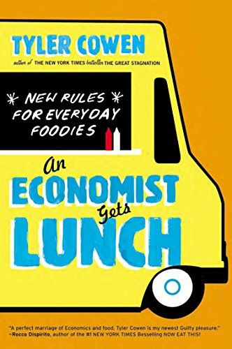 Image of: An Economist Gets Lunch