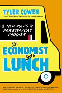 An Economist Gets Lunch book summary