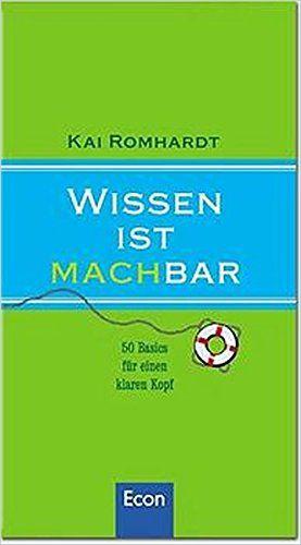 Image of: Wissen ist machbar