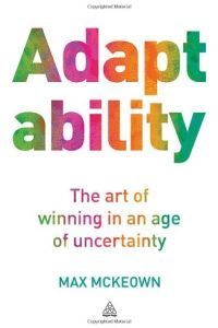 Adaptability book summary