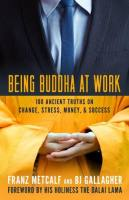 Being Buddha at Work book summary