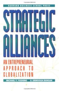 Strategic Alliances book summary