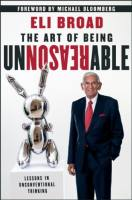 The Art of Being Unreasonable book summary