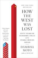 How the West Was Lost book summary